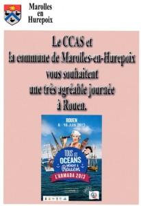 CCAS - Rouen 2013