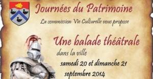 Read more about the article Les Journées du Patrimoine