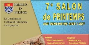 Read more about the article Salon de Printemps 2015
