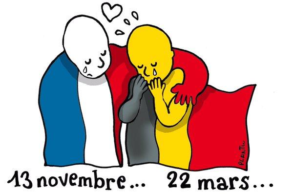 Bruxelles 22-3-16
