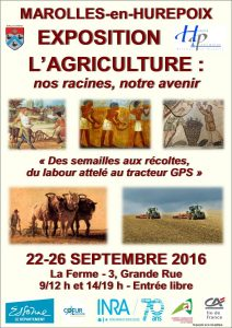 Read more about the article Exposition l'Agriculture