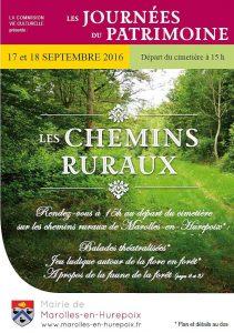 Read more about the article Journées du Patrimoine 2016
