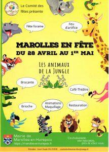Read more about the article Marolles en fête