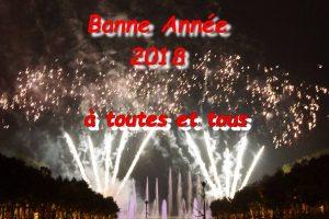Read more about the article Bonne Année 2018