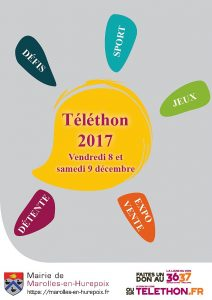 Read more about the article Téléthon 2017