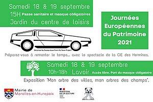 Read more about the article Les Journées du Patrimoine 2021