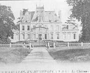 Le Château de Marolles